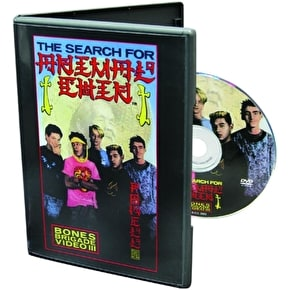 Bones Brigade III - The Search For Animal Chin DVD